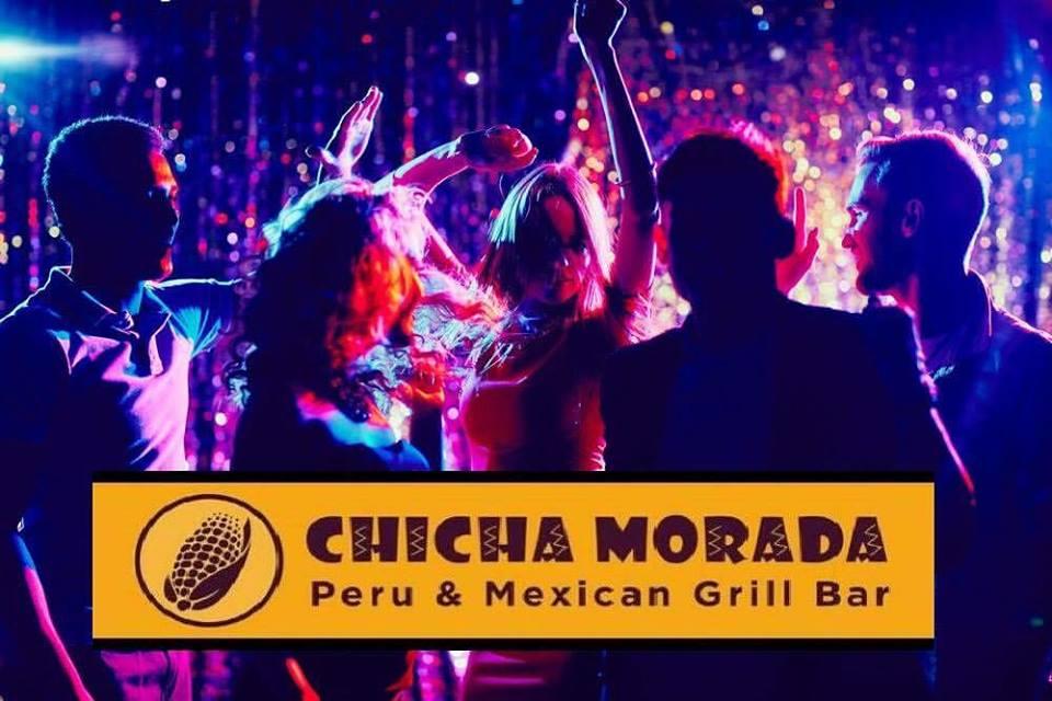 Chicha Morada Peru and Mexican Grill en Moscú, Rusia